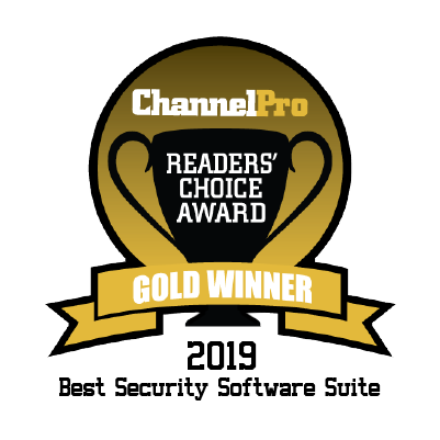 2019 ChannelPro - Best Security Software Suite