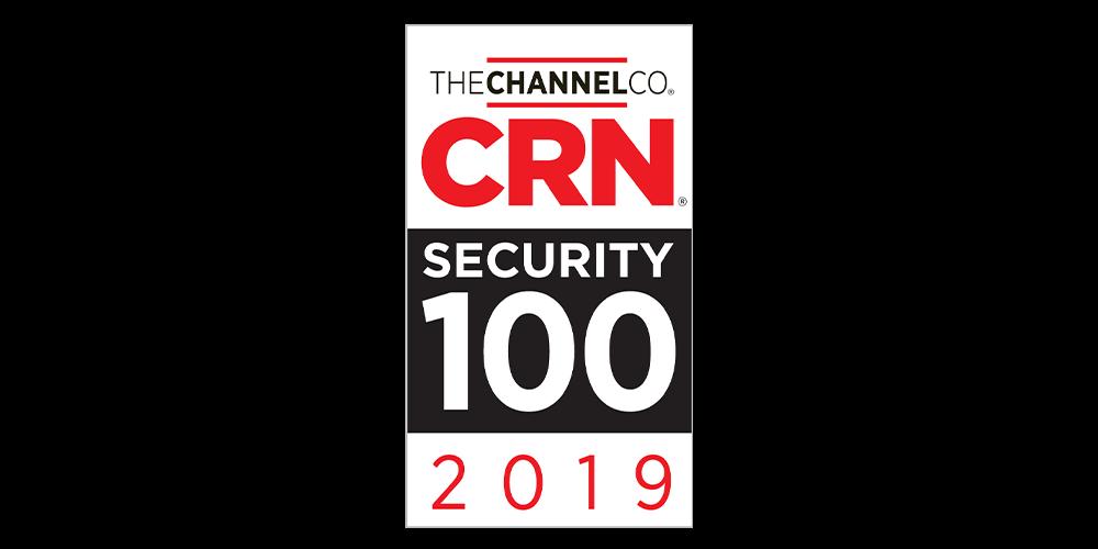 CRN 100 2019 Award Logo