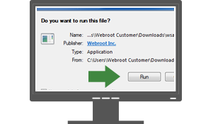 Webroot SecureAnywhere® Download and Installation Instructions | Webroot