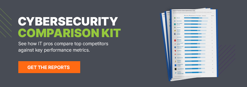 Cybersecurity Comparison Kit
