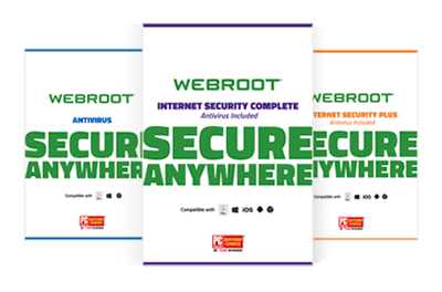 Webroot Virus Protection Software