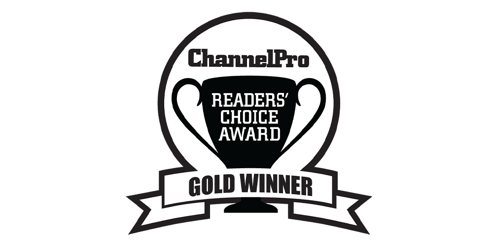 ChannelPro Readers Choice Award Logo