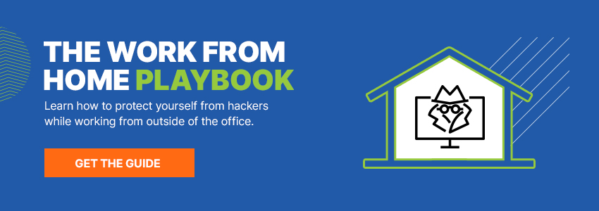 Work From Home Playbook