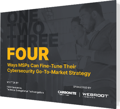 4 ways MSPs Can Fine Tune Cyber Security