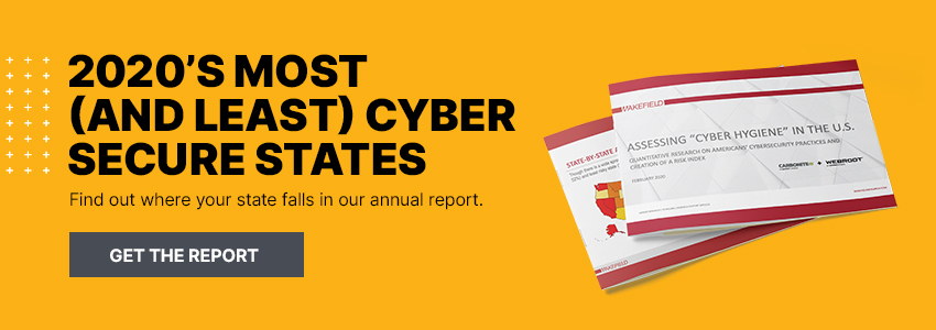 Most Cyber-Secure States