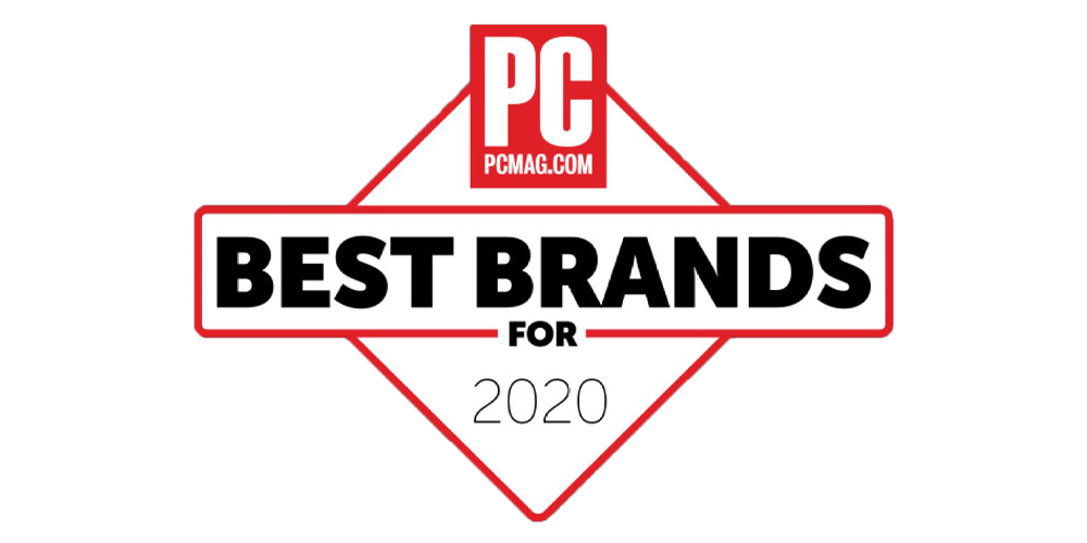 PC Mag Best Brands Logo