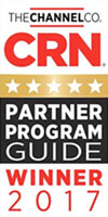 2017 CRN 5 Star Winner