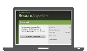 Webroot SecureAnywhere® Download and Installation